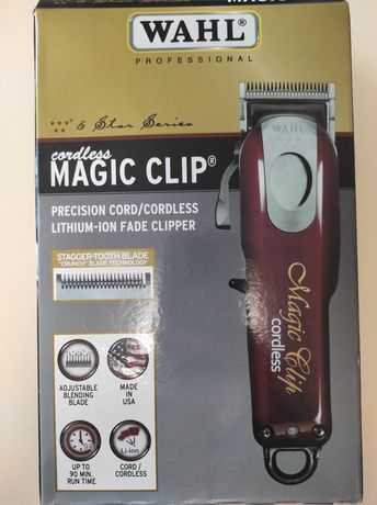 Машинка для стрижки WAHL Magic Clip Нова