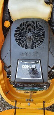 Kosiarka traktorek MTD Yard Man 20ps 2 cylindry