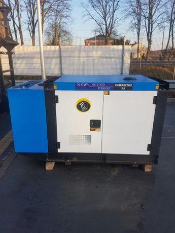 Agregat prądotwórczy Kawakenki 25kW