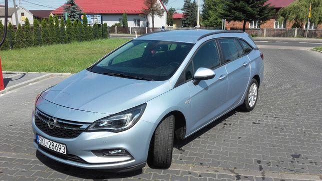 Opel Astra K - niski przebieg, doinwestowana!!! pilnie sprzedam!