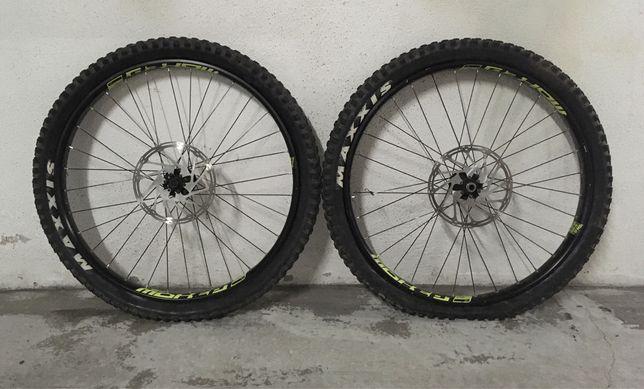 Rodas bicicleta completas 27,5+