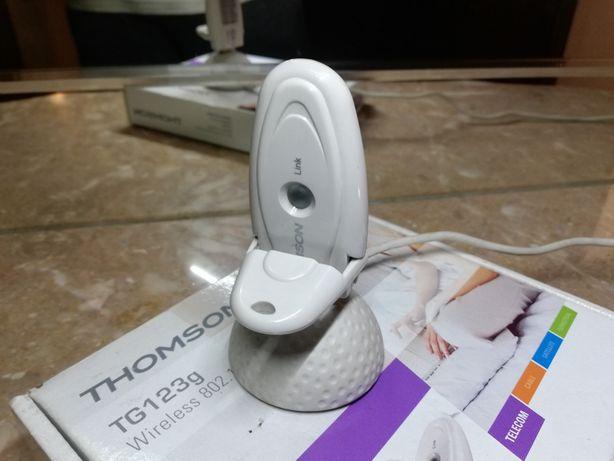 Placa de rede/ Adaptador Usb Wi-fi Thomson TG123g