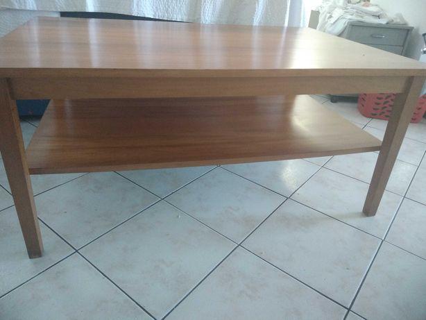 Mesa do centro madeira maciça