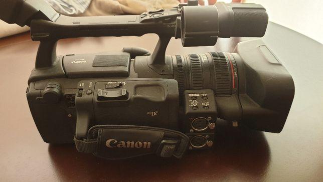 Kamera Canon XHA1 + Akcesoria