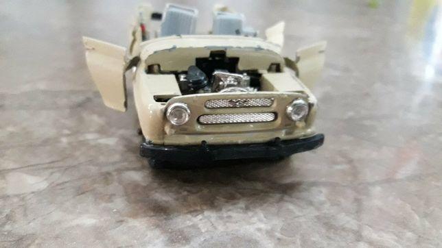 Машинка времён СССР