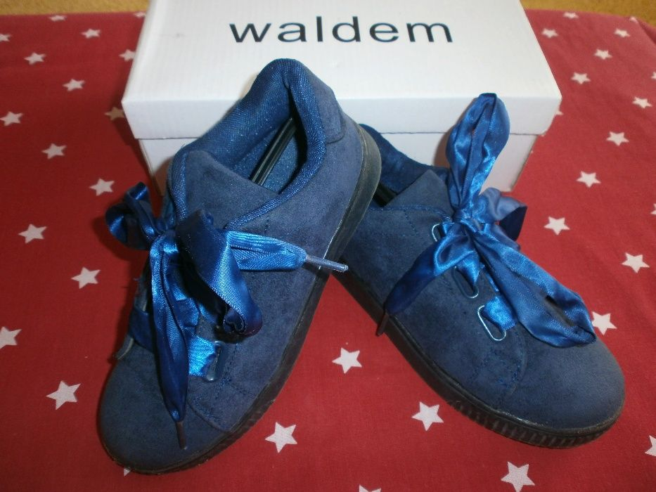 Кроссовки для девочки Waldem 20 см Николаев - изображение 1