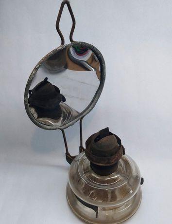 Lampa naftowa ścienna