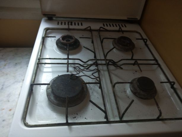 Kuchenka gazowa 4palniki