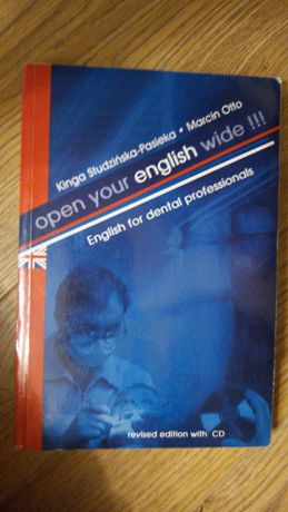 Open your english wide