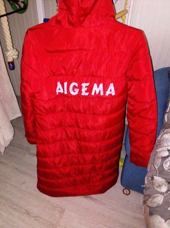 Зимняя пальто очень теплое