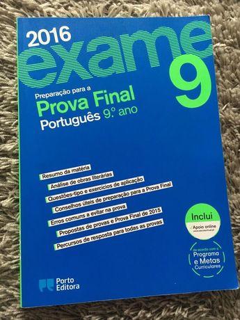 Preparação para a Prova Final 9.º ano - Português e Matemática