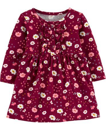 Продам платтячка на дівчинку 6 місяців від Carter's