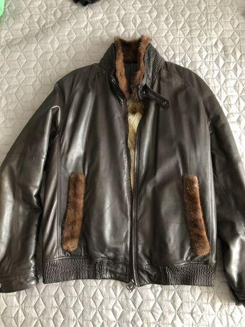 Куртка Mabrun Италия, Норка-Лиса, limited