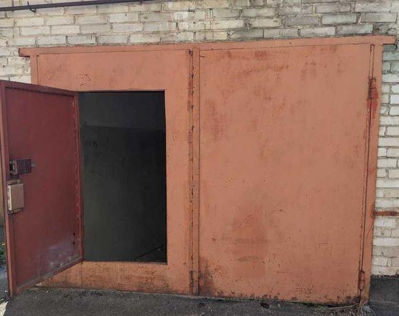 Приватизований гараж, кооператив Чайка (вул. Мідна) без ями