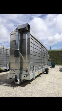 Suszarnia przewoźna STELA MUF 70 ton/dobe kukurydzy