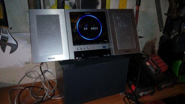 Philips micro kino domowe