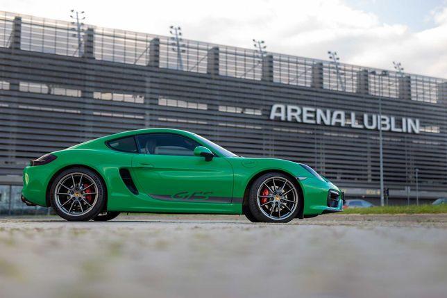 Wynajem aut, wypożyczalnia samochodów Porsche Cayman GTS