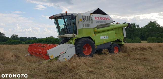 Claas Medion 310 bardzo ladny od rolnika  kombajn zbozowy
