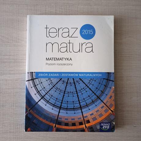 Teraz Matura matematyka rozszerzony 2015 zbiór zadań nowa era