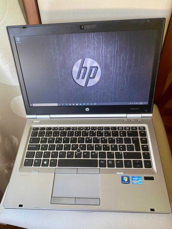 "HP Elitebook 8470p 14.1""HD+/i5-3Geracao/8Gb Ram/Ssd 250Gb"