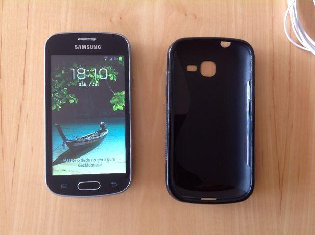 Samsung Galaxy Fresh GT-S7390 Desbloqueado - Como Novo- Oferta de capa