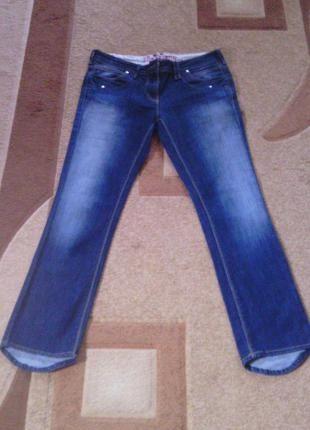 Котоновые джинсы скинни фирмы next линия petite