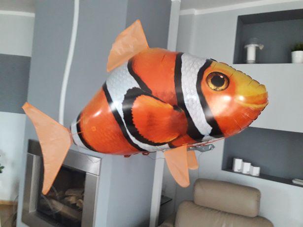 Air Swimmers, Balon Latająca ryba Nemo i Rekin, sterowana zabawka