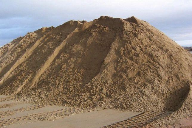 Piasek piach żwir kruszywa ziemia dostawa wywrotka od 1-7T