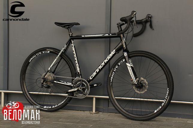 Велосипед CANNONDALE CAADX 105 DISC Trek Cube Scott Giant Specialized