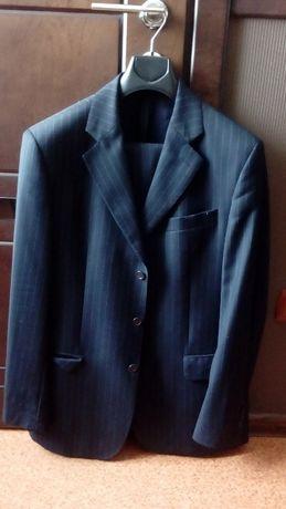Продам чоловічий костюм, чорного кольору