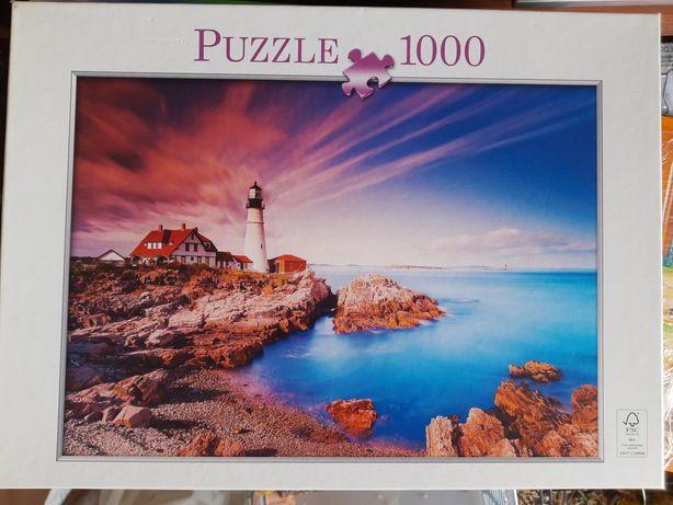Sprzedam puzzle 1000 elementów