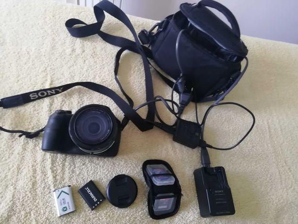 Maquina fotográfica Sony DSC-HX300 câmara com zoom ótico de 50x
