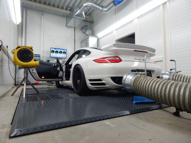Chip Tuning Speed-Buster Polska V-Max Eco ChipTuning Osobowe i TIR