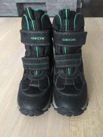 Buty zimowe Geox rozmiar 33