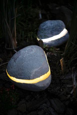 lampa ogrodowa KAMIEŃ OZDOBNY