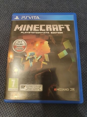 Gra playstation vita Minecraft