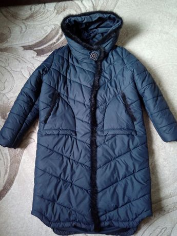 Курточка-пальто (зимнее)
