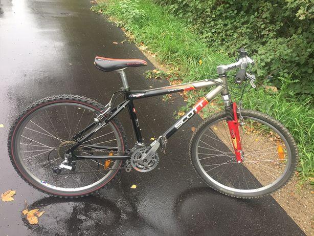 Scott Yecora горный велосипед Shimano