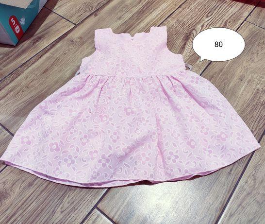Sukienka rozm 80