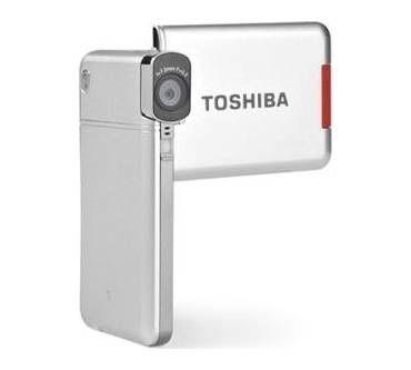 Máquina Fotográfica Toshiba Camileo S20