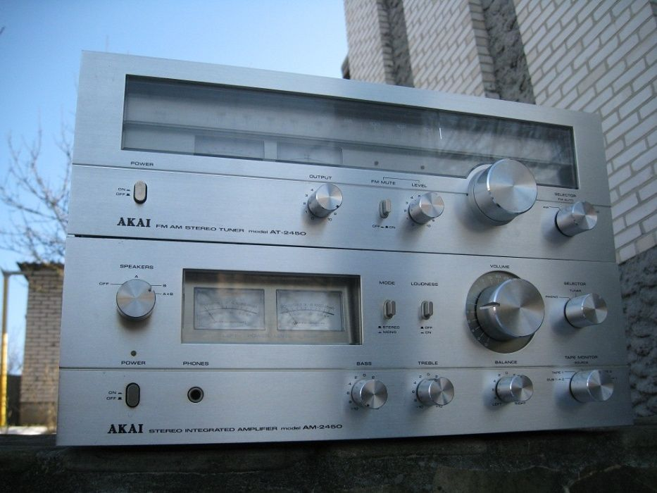Akai AM-73, 2450, 2600, 2650 ( Japan ). Луцк - изображение 1