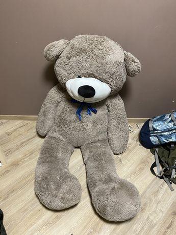 Плюшевый медведь ~170 см
