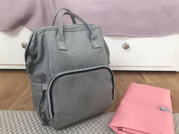 Plecak torba do wozka Canpol Babies uchwyt do wózka dla mamy