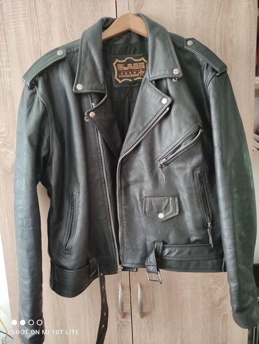 Skórzana kurtka, rozmiar 50 Mielec - image 1