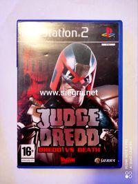 Judge dredd PS2 playstation2