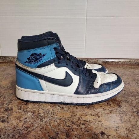 Осенние кроссовки для мальчика Nike Air