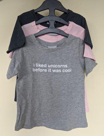 Набор футболок I love girlswear, рост 98-104, 3-4 года, Англия