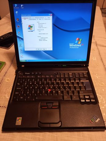 Lapto IBM T-42,Intel pentium n 1.7 ,1.5 ram,40gb .