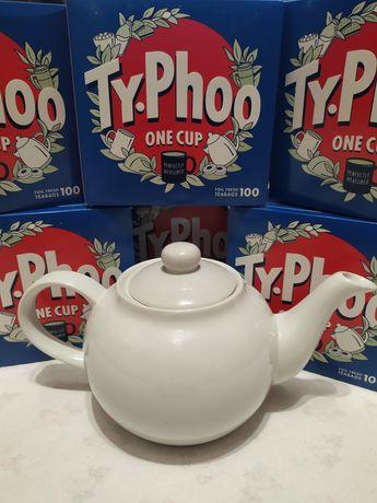 Крепкій чай з Англії