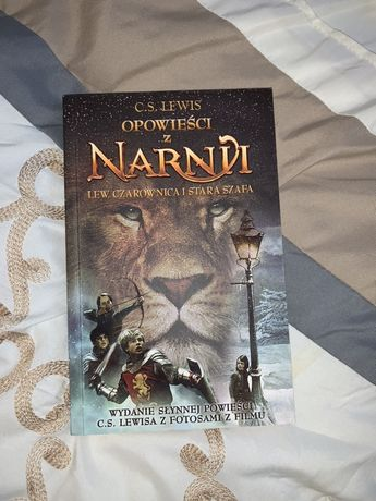 opowiesci z narnii lew, czarownica i stara szafa